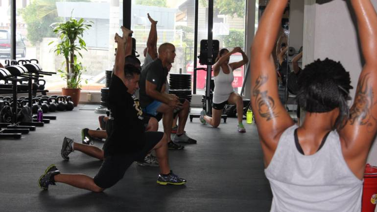 2015 JANUARY CROSSFIT FUNDAMENTAL CLASS