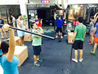 CROSSFIT BAGUS OKINAWA FUNDAMENTAL CLASS!