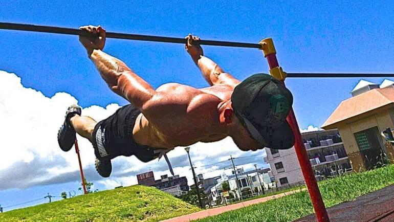 CrossFit BAGUS×Okinawa Street Work out!
