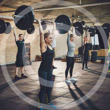 Go!Fit Barbell